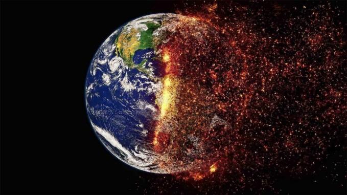 World Exploding